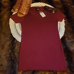 Rue 21 Ribbed Blouse